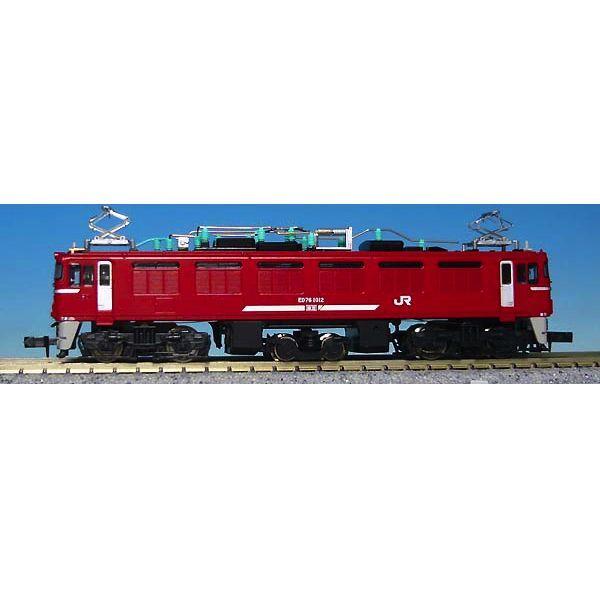 MicroAce A0954 Electric Locomotive ED76-1012 - N