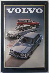 VOLVO-BLECHSCHILD-Modelle-240-740-Kombi
