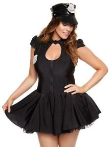 Ann Summers PC Pleasure Police Outfit sz 6 *ONLY £14.99*