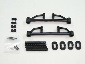 *NEW ASSOCIATED T6.1 Bumpers /& Body Mounts ACB