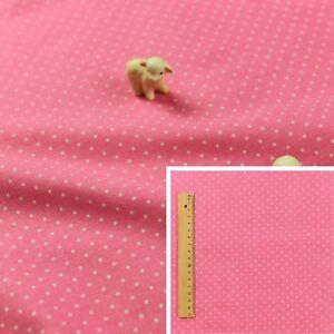 Michael Miller rose tissu matériel de pollen à Pois Dotty Dots fat quarters dc6196