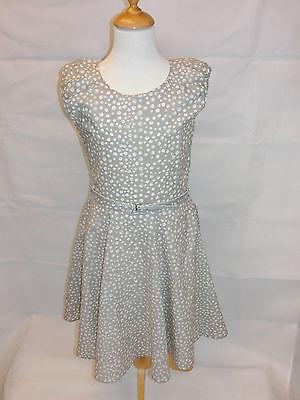 EISEND-KIDS Mädchen Kleid beige  festlich Konfirmation Modell 2015 Art. 544115