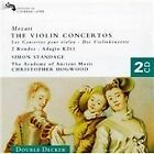 Wolfgang Amadeus Mozart - Mozart: Violin Concertos (1997)