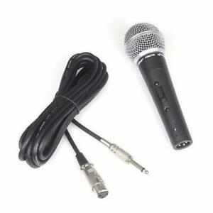 PYLE PDMIC59 PROFESSIONAL DYNAMIC MICROPHONE, UNIDIRECTIONAL HANDHELD MIC Canada Preview