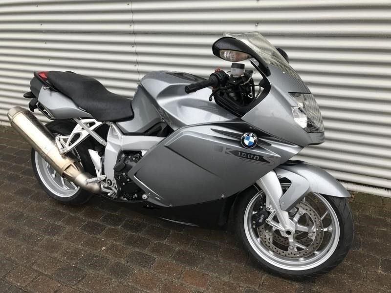 BMW, K 1200 S, 1157