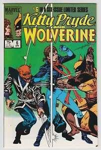 M0245-Kitty-Pryde-And-Wolverine-6-Vol-1-Condicion-de-Menta