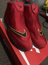 NIKE AIR ZOOM FLIGHT THE GLOVE MIAMI HEAT RED Size 9 616772-600