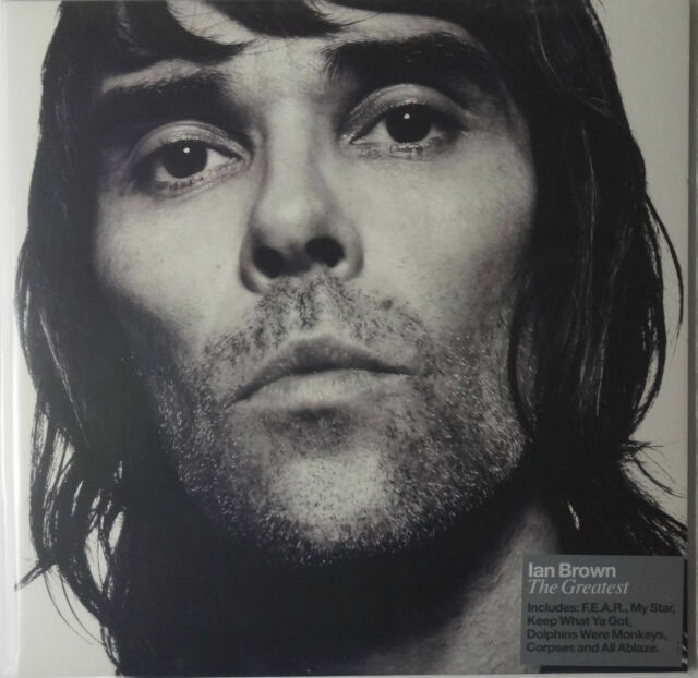 Ian Brown - The Greatest 2LP NEU/UNPLAYED The Stone Roses