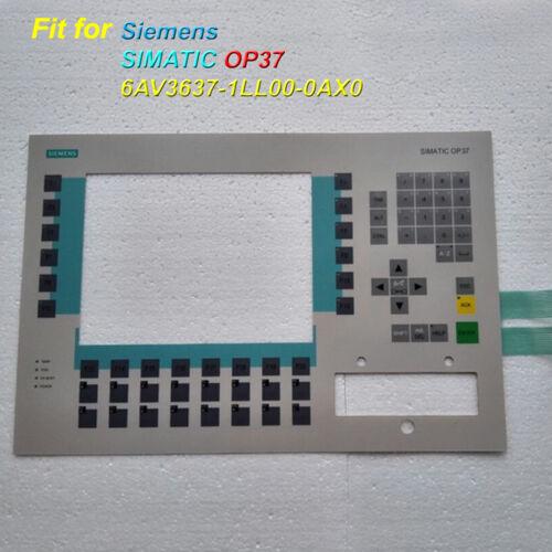 Membrane Keypad for SIEMENS 6AV3637-1LL00-0AX0 SIMATIC OP37 6AV3-637-1LL00-0AX0