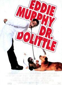 Affiche De Cinéma Originale 40 X 60  Docteur Dolittle