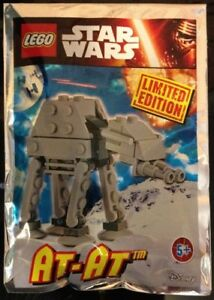 LEGO-STAR-WARS-Polybag-Foil-Pack-AT-AT-Neuf-911615