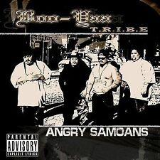 BOO-YA T.R.I.B.E. Angry Samoans [PA] (CD, Jan-2006, First Kut Organization)