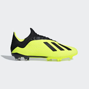 new products 1248c 183b9 Image is loading Adidas-Men-039-s-X-18-2-FG-Soccer-
