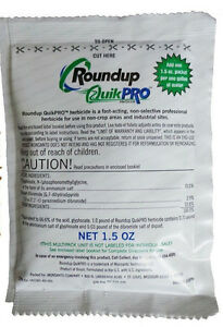 Roundup-Quick-Pro-73-3-Makes-1-gallon-1-5-oz-packet-Dry-Round-Up-Quickpro
