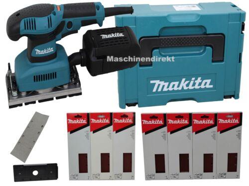 70 Bogen Schleifpapier Makita Schwingschleifer 190 W  BO3711J