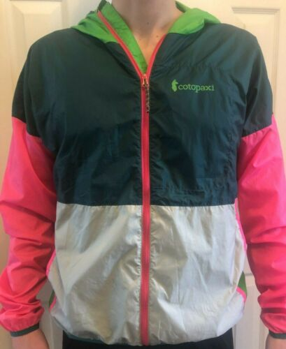 Cotopaxi Windbreaker Jacket Women- Medium