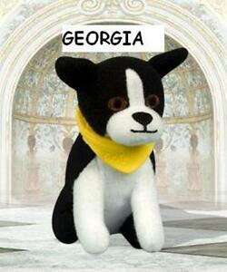 Georgia Hotel Dogs Happy Meal Toy 8 New In Package Sealed
