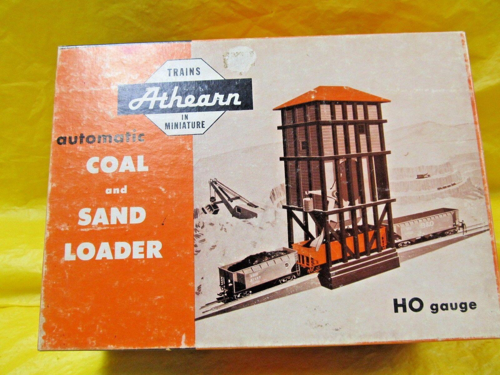 Vintage athearn ho 3155 unbebauten operating sand kohle.