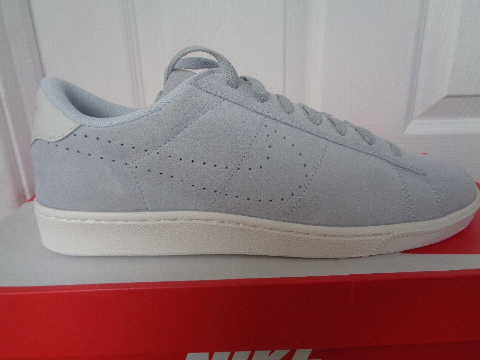 Nike Tennis classic CS Suede homme  10 trainers 829351 001 uk 10  eu 45 us 11 NEW+BOX dfe596