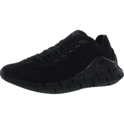 Reebok Mens Zig Kinetica Knit Sneakers Trainers Running Shoes Athletic BHFO 3162