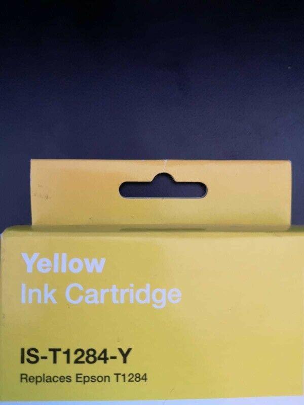 Generic Yellow Epson Stylus Ink Catridge