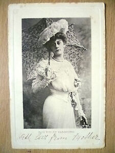 Postcard-Theater-Actresses-MISS-VIOLET-VANBRUCH-No-1000