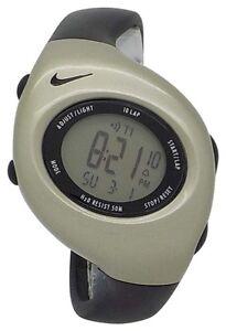 a1c9c42a4cd0 Reloj deportivo nuevo Nike Triax 10 regular WR0006 Negro digital de ...