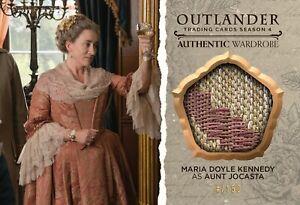 Outlander Trading Cards Season 4: Oversized Wardrobe Card OS-M15