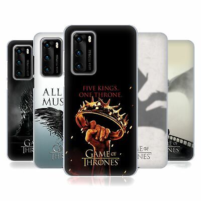OFFICIAL HBO GAME OF THRONES KEY ART SOFT GEL CASE FOR HUAWEI PHONES   eBay
