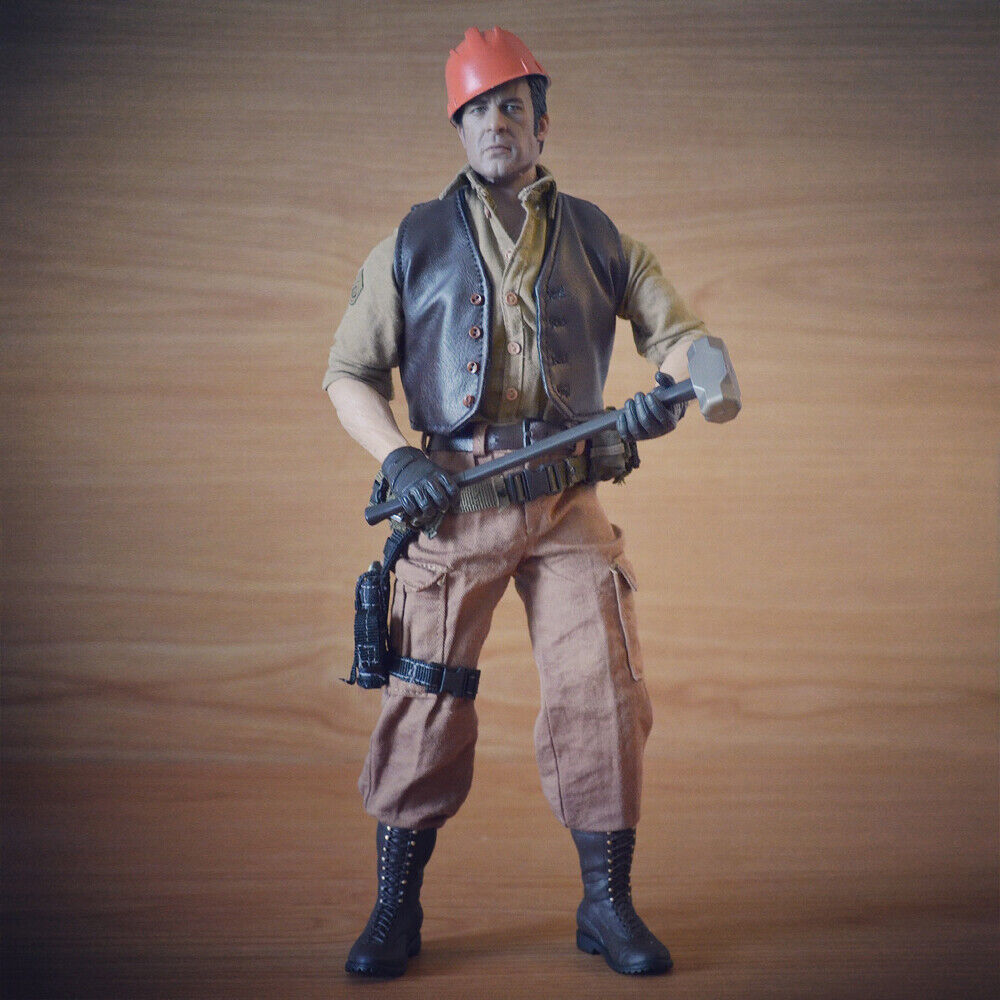 "Custom Sideshow GI Joe 1985 Tollbooth Bridge Layer 12"" 1:6 Scale Figure Cobra on eBay thumbnail"