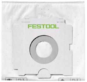 Tasche Festool 496187 5 Pezzi für Staubsauger Ct 26 Antikalk Sc Fis