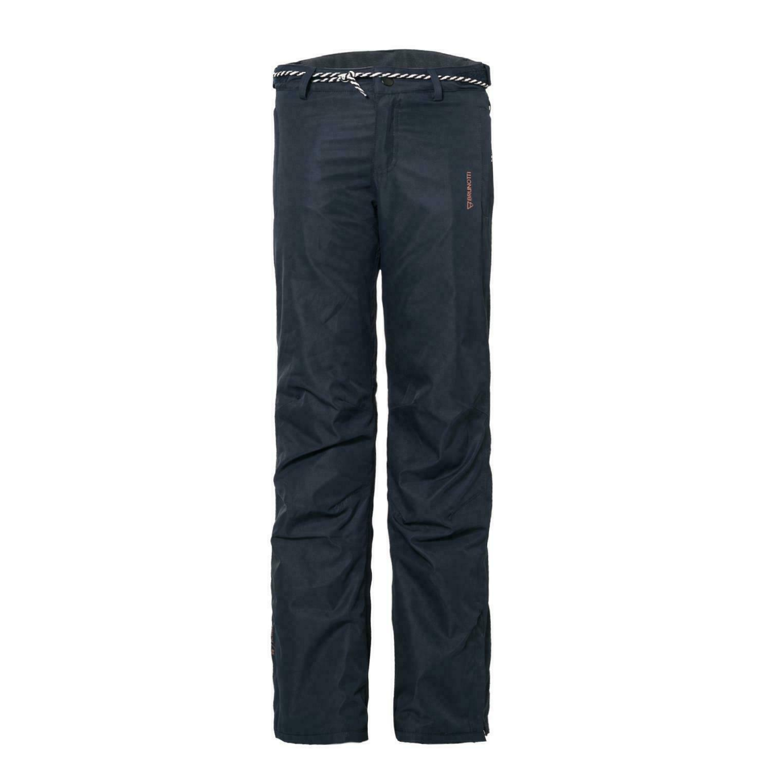 Brunotti Ski Snowboard Salopettes  Trousers Sunleaf Woman's Dark bluee - NEW  fast delivery and free shipping on all orders