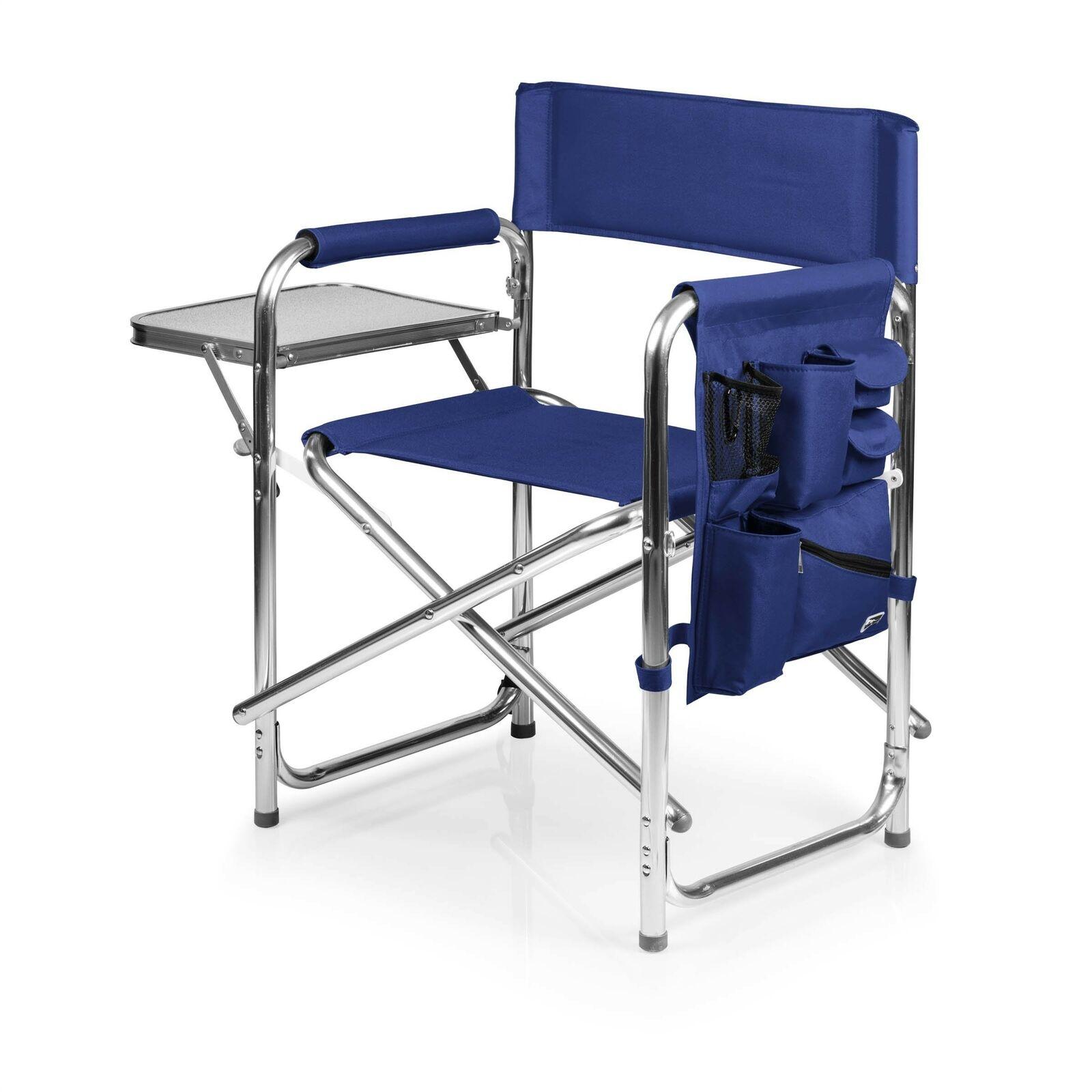 Silla Reparación Plegable Para  Deportes, Azul Marino  promocionales de incentivo