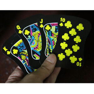 Deck-Luminous-Poker-Playing-Cards-Fluorescence-Bar-Nightclub-Nights-Game-Gift