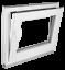 Indexbild 3 - Kellerfenster Fenster Kunststoff vom Hersteller 2 fach Dreh Kipp WEIß - Premium