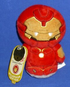 Outstanding Details About Hallmark Ltd Ed Itty Bittys Marvel Avengers Hulkbuster Iron Man Bean Bag Plush Gmtry Best Dining Table And Chair Ideas Images Gmtryco