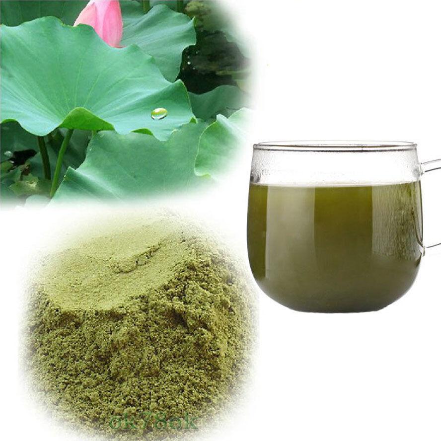 Natural Lotus Leaf Powder Slimming Tea Healthy TEA Face ...