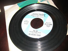 The Rolling Stones; Tell Me on 45