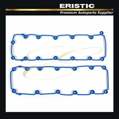 96-04 4.6L 5.4L Ford Lincoln Valve Cover Gaskets SOHC DOHC V8 w/ Supercharged