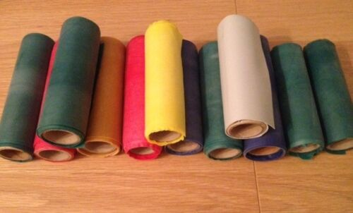 CLEARANCE Theraband Resistive BANDS Thera-band TUBE End of rolls Scraps