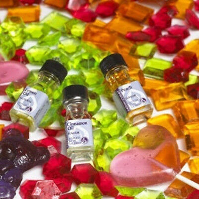 LorAnn Oils Gourmet Flavor Candy Flavoring Extracts 1 dram FREE SHIPPING