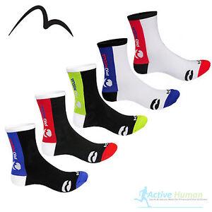 Pacco-5-paia-uomo-donna-ciclismo-mountain-bike-MTB-Sport-Socks-Donna-ciclo-NUOVO