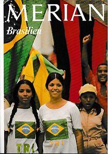 PerséVéRant Le Brésil Merian Cahier 11 1975 Guide Touristique Beau Histoire Amérique Du Sud Indios-afficher Le Titre D'origine Disponible Dans Divers ModèLes Et SpéCifications Pour Votre SéLection