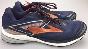 422daab992f Brooks Ravenna 8 Running Shoe - Men s Size 11 D Medium Navy Blue ...
