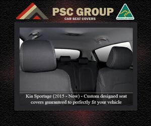 Seat Cover Holden Captiva Front 100/% Waterproof Premium Neoprene