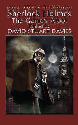 1 of 1 - Sherlock Holmes: The Game's Afoot by Wordsworth Editions Ltd (Paperback, 2007)