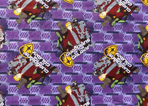 MARVEL GUARDIANS OF THE GALAXY GANG  SPRINGS CREATIVE 100/% COTTON FABRIC YARDAGE