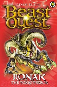 Beast-Quest-Ronak-the-Toxic-Terror-Series-16-Book-2-by-Adam-Blade