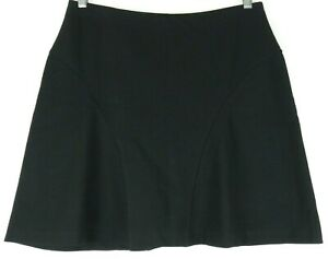 Sussan Womens Black Skirt Size S