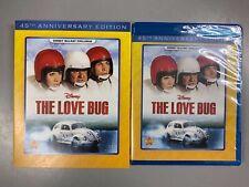 The Love Bug Disney Blu-ray 45th Anniversary Edition
